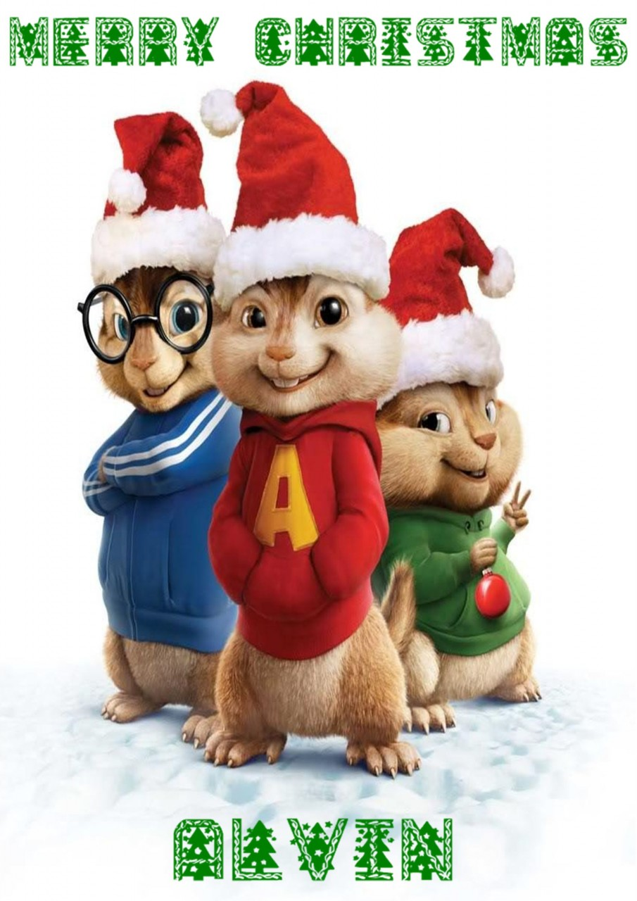 christmas with the chipmunks - Alvin And The Chipmunks Christmas